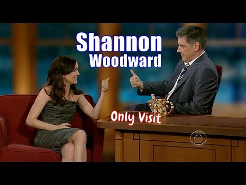 Shannon Woodward - If The Dress Is Itchy, Take It Off - Only Appearance