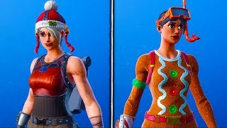 *NEW* CUSTOMIZED SKINS GAMEPLAY in Fortnite! - MAKE YOUR OWN SKINS in Fortnite Battle Royale