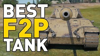 World of Tanks || Best Free to Play Tank?