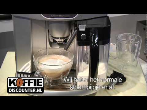 Delonghi Esam 4500 Magnifica koffiemachine, video!