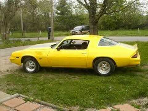 1978 Z 28 Camaro 1970 SS Chevelle Old Cars YouTube