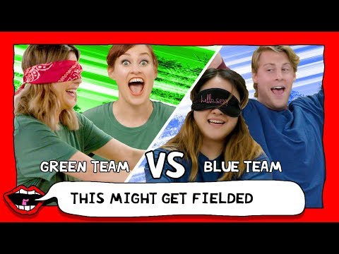 ULTIMATE CREW COMPETITION with Grace Helbig & Mamrie Hart