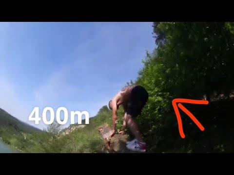 Maxwell Stürzt Fast Von 400m Berg // XL BabaVlog #6 (Grillen,Wandern,Schwimmen) Bengji Black Tv