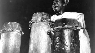Babatunde Olatunji - Cosmic Rhythm Vibrations