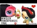 Pamuk Prenses - Final - Snow White - LPS Pinypon -