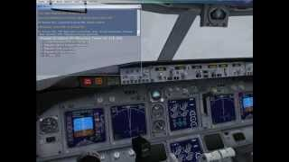 [FSX] Air France Mauritius crash