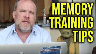 Advanced Memory Training // Using the Mind Palace
