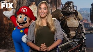 Nintendo Direct Returns & Fallout 4 Official Doctor