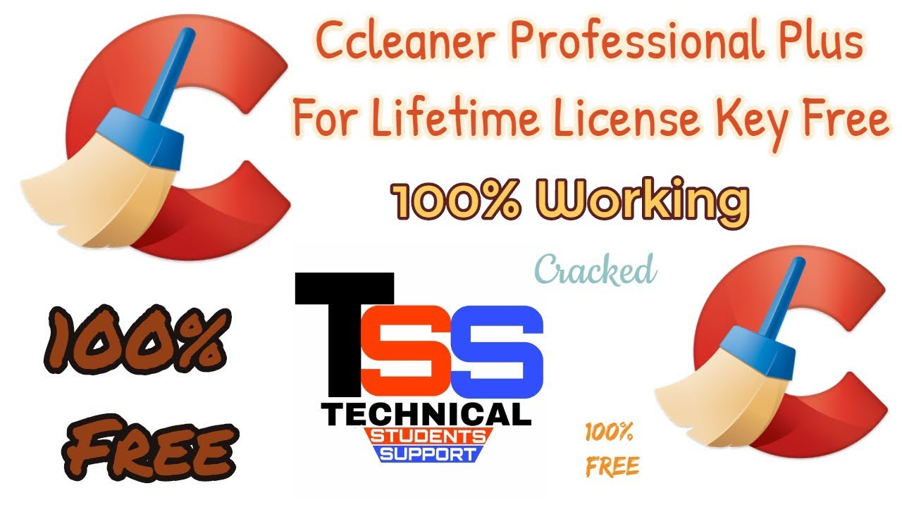Ccleaner Professional Plus Crack Serial key 2017 Full ...