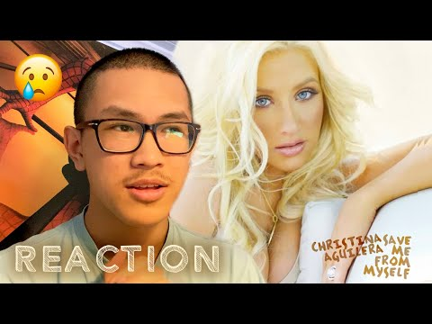 Christina Aguilera - Save Me From Myself (REACTION)