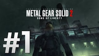 Metal Gear Solid 2: Sons Of Liberty | Parte 1 | REPLAY EN ESPAÑOL [HD]