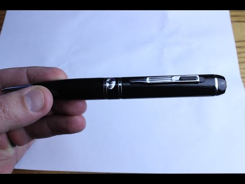 HD500 1080P Spy Pen Camera Review by a Private Investigator