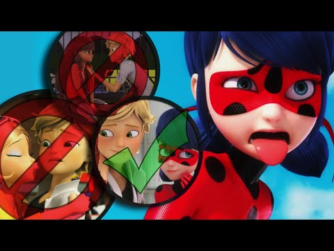 Girlfriend! ♥ [Ladrien / Miraculous Ladybug AMV]