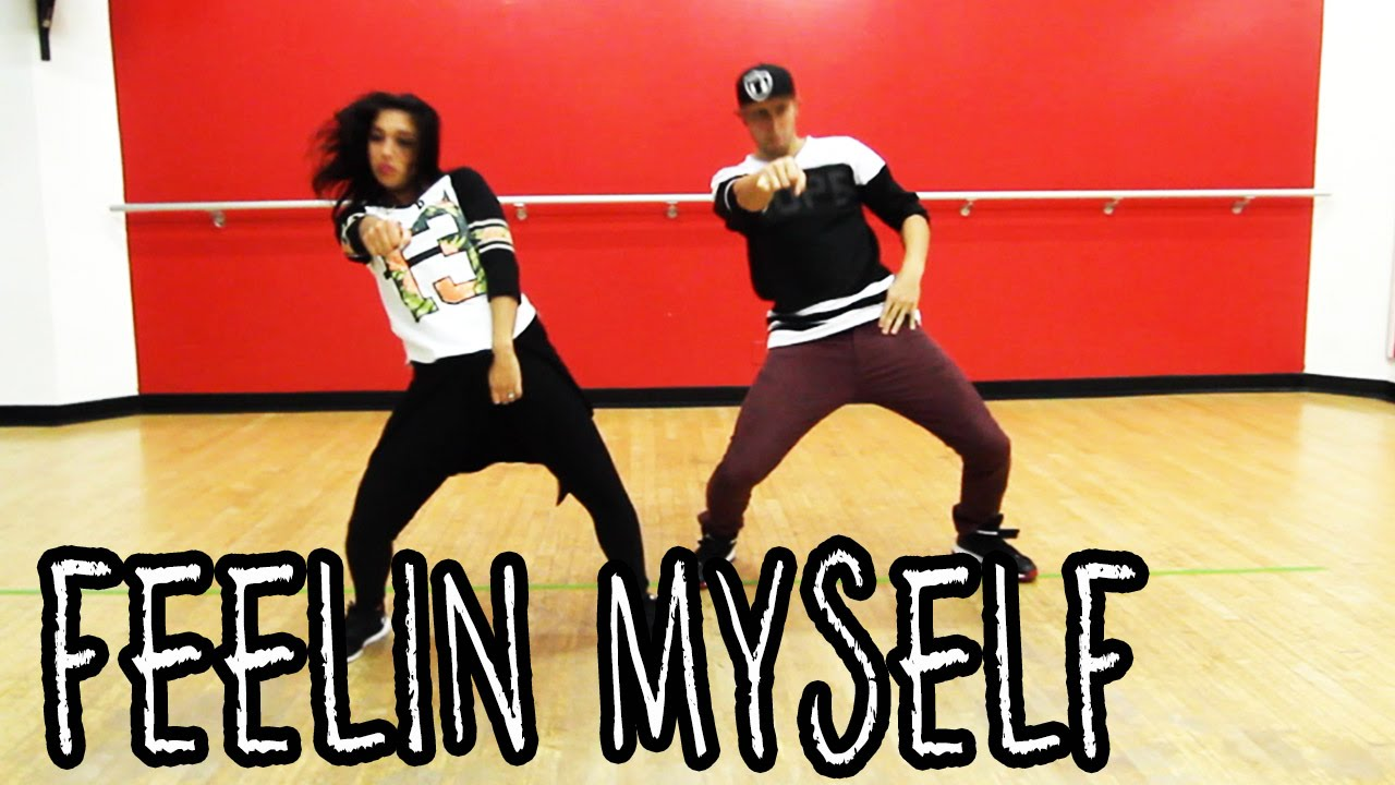 FEELING MYSELF - Nicki Minaj ft Beyonce Dance Video | @MattSteffanina Choreography