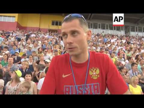 Russian athletes hopeful on Rio exemptions