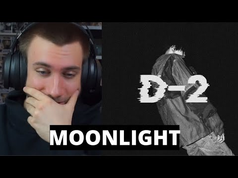 I LOVE THIS - Agust D Moonlight / D-2 - Reaction
