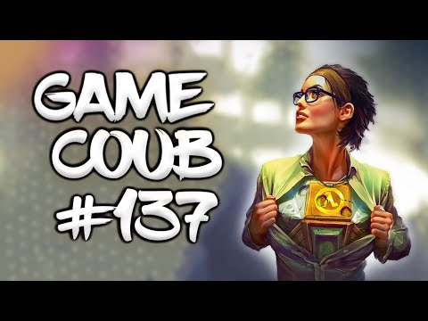 🔥 Game Coub #137   Best video game moments