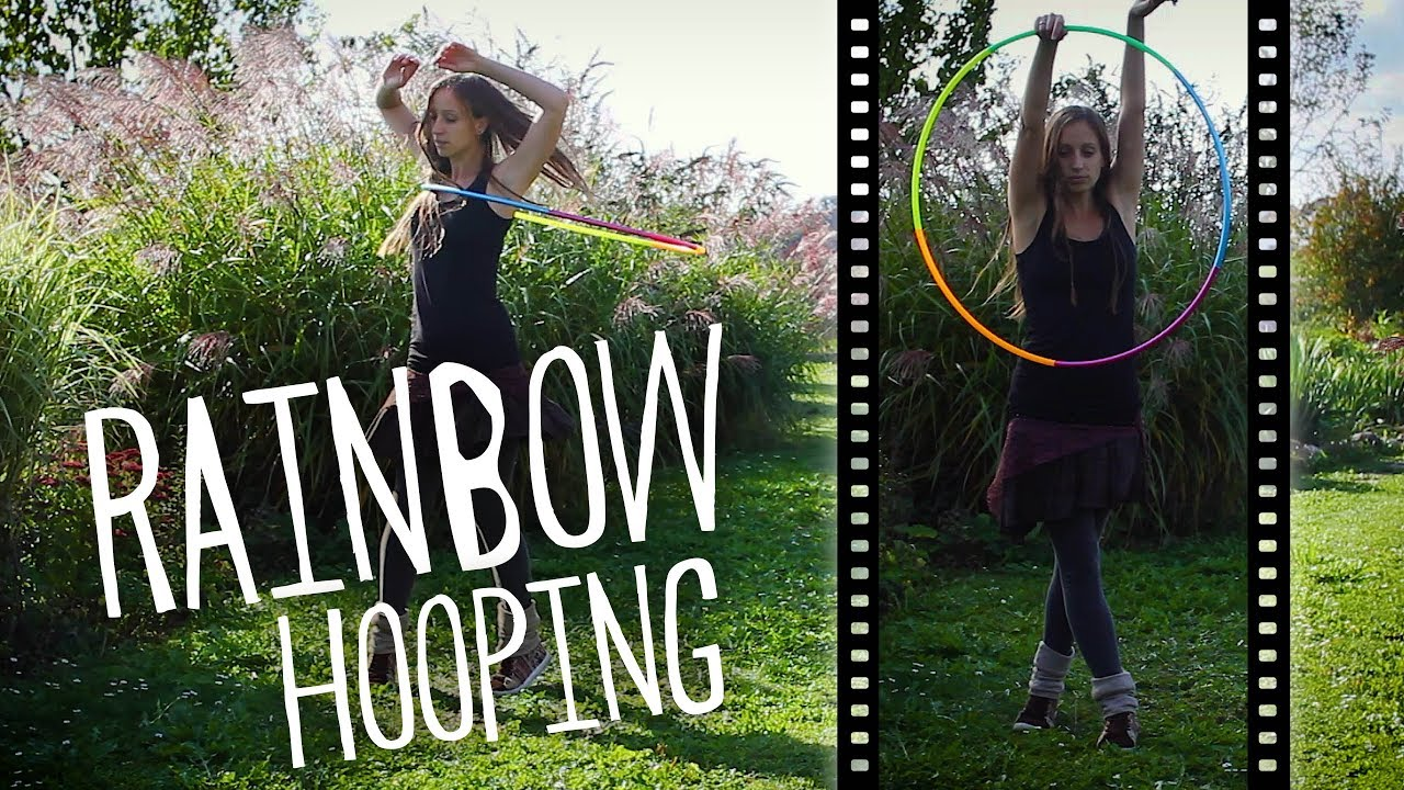 """Download Rainbow Hooping to """"Crystallize"""" Lindsey Stirling"""