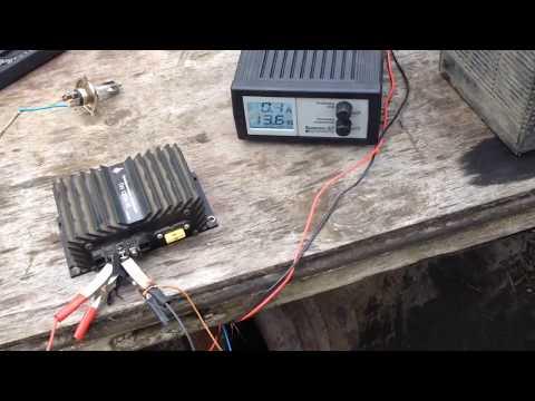 видео: abs для трейлера,  тормоза трака
