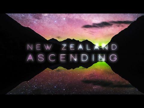 NEW ZEALAND ASCENDING | 8K TIMELAPSE