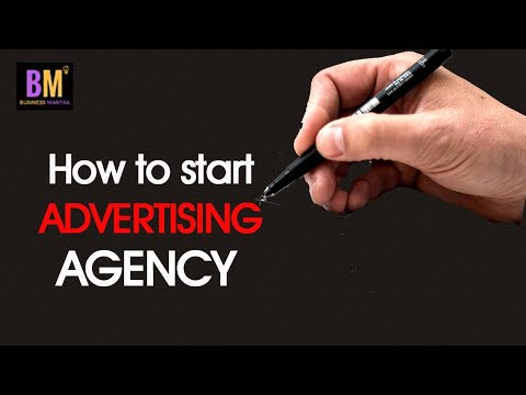 How To Start Advertising Agency In Hindi