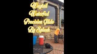 waterfed precision glide with splash window cleaning 2015 sept