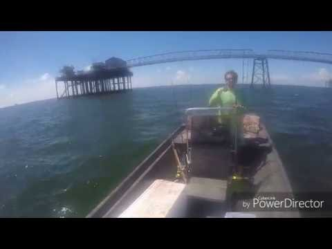 Offshore Fishing In Small Boat 2