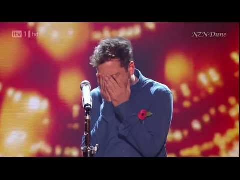 Matt Cardle - The First Time (Ever I Saw Your Face) 08