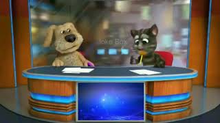 Funny Jokes in Punjabi by Asim Awan Talking Tom u0026 Ben News  completion