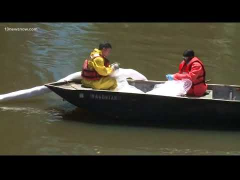 Sailor discharged after Oceana jet fuel spill