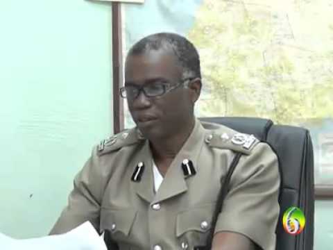 Crime is on the rise in Grenada