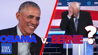 Panel: Will Obama try to swing the convention against Bernie