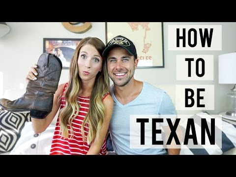 How To Be Texan