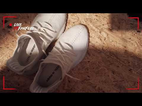 How to clean Yeezy Boost 350 V2 triple white