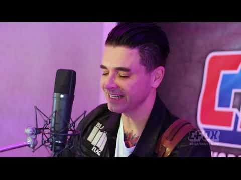 CFOX Dashboard Confessional Heart Beat Here (Acoustic)