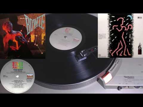 Mace Plays Vinyl - David Bowie - Let's Dance - Full Album