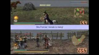 2P Special - Zhuge Liang and Lu Bu - Dynasty Warriors 5 Xtreme Legends - Chaos Mode
