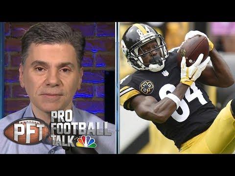 When will Pittsburgh Steelers trade Antonio Brown? | Pro Football Talk | NBC Sports