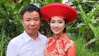 上海李阳找到美女西施新娘