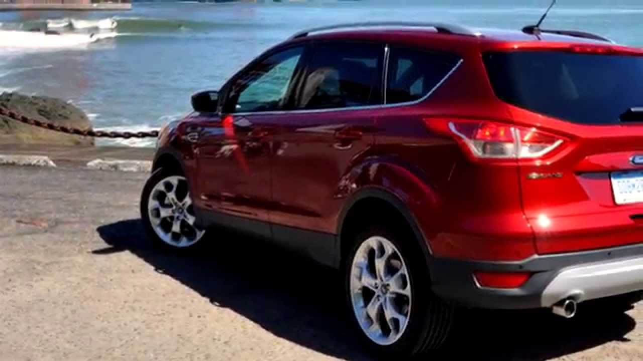 New Ford Kuga (2015) - Crazy Cars TV - YouTube