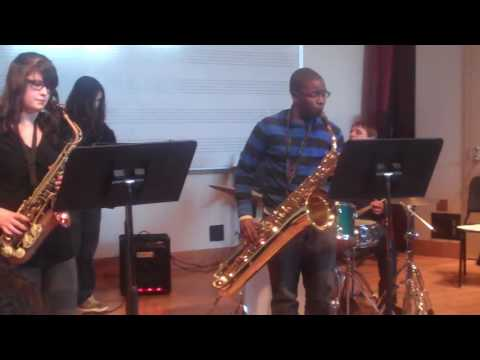 Queens College Jazz 2011 - Aaron Copland School of Music