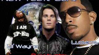 *NEW 2012* Lil' Wayne - Now You're Gone- Ft. Basshunter & Ludacris(Prod. By The Trak Addicts)