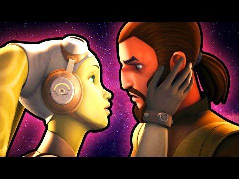 Top 5 Reasons We LOVE Hera and Kanan's Relationship in Star Wars Rebel
