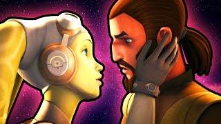 Top 5 Reasons We LOVE Hera and Kanan's Relationship in Star Wars Rebels