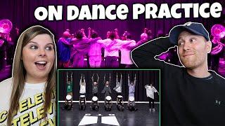Gambar cover [CHOREOGRAPHY] BTS (방탄소년단) 'ON' Dance Practice - Reaction | THAT FANCHANT!!