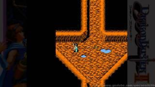 Dragon Buster II – Yami no Fūin (FC)