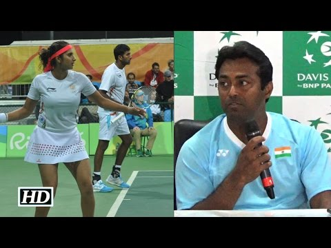 Leander Paes's SHOCKING REMARK On Sania-Bopanna