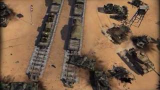 Desert Rats vs Afrika Korps Trailer