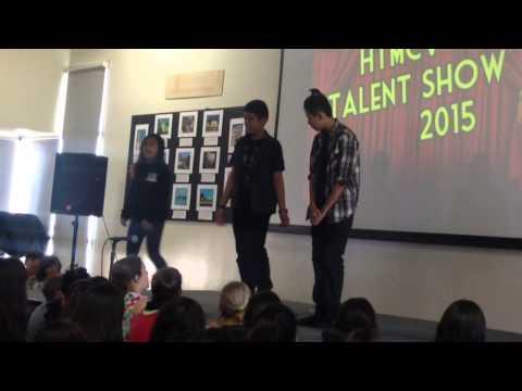 HTMCV Talent Show 2015 | The Beat Kidz
