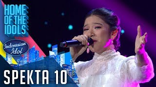 Download Lagu TIARA - WAKTU YANG SALAH (Fiersa Besari) - SPEKTA SHOW TOP 6 - Indonesian Idol 2020 mp3